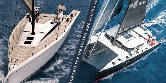 Best sailboats for the experts and sailing lovers