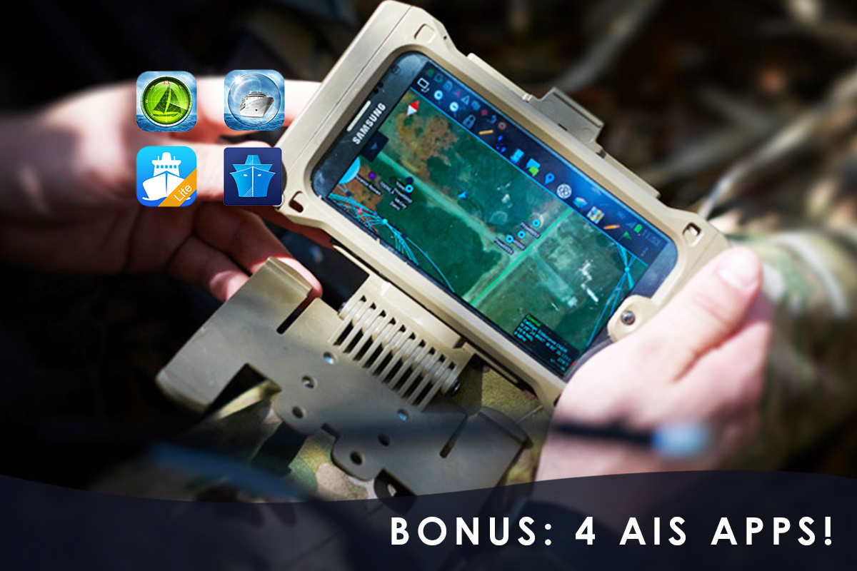 Bonus-- 4 AIS Apps Sailor