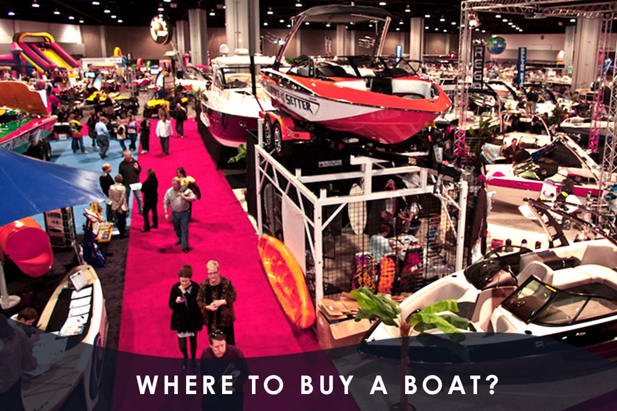 Where to Buy a Boat