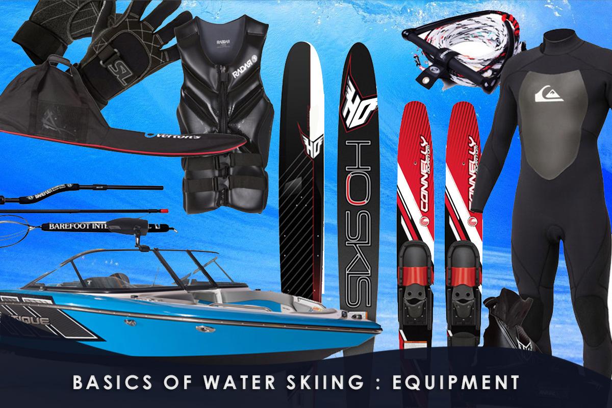 Basics-of-Water-Skiing-Equipment