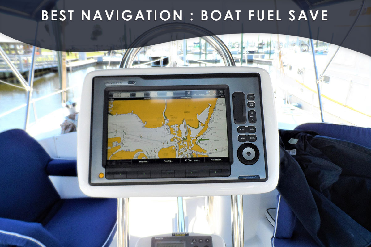 Boat Fuel Save - navigation