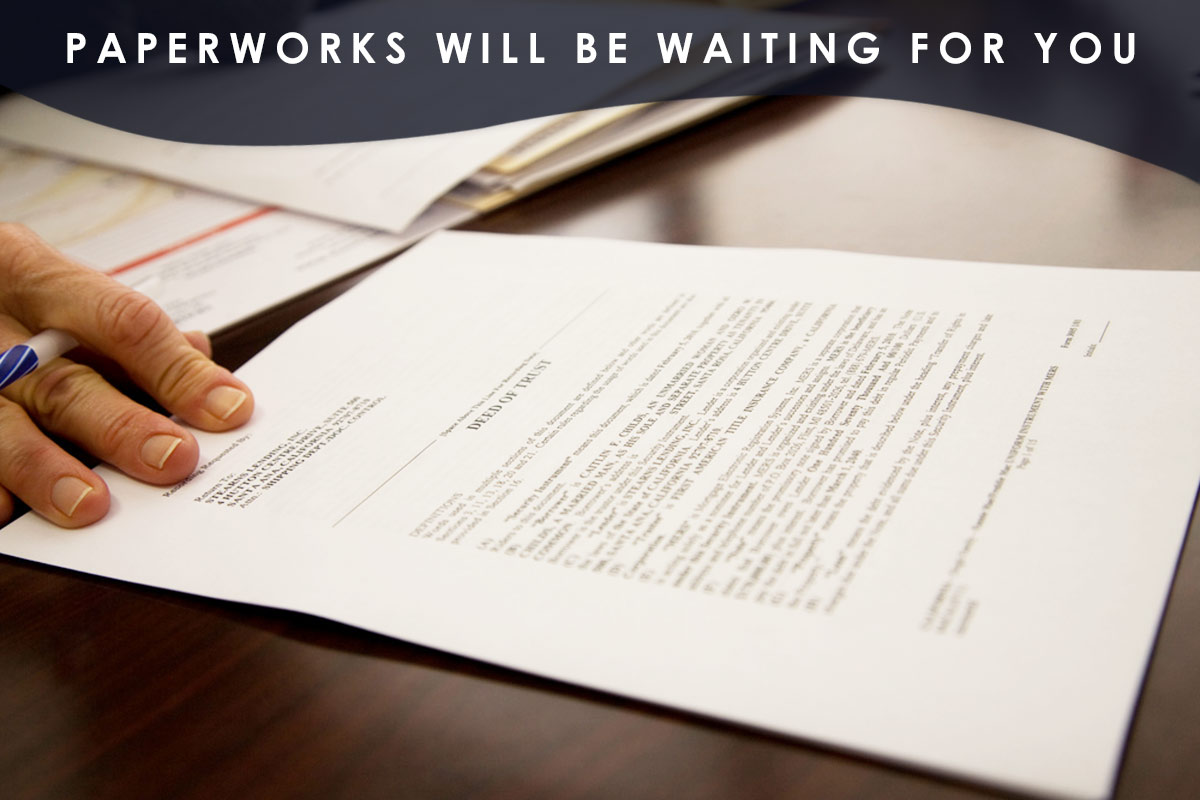 Paperworks Will Be Waiting for You