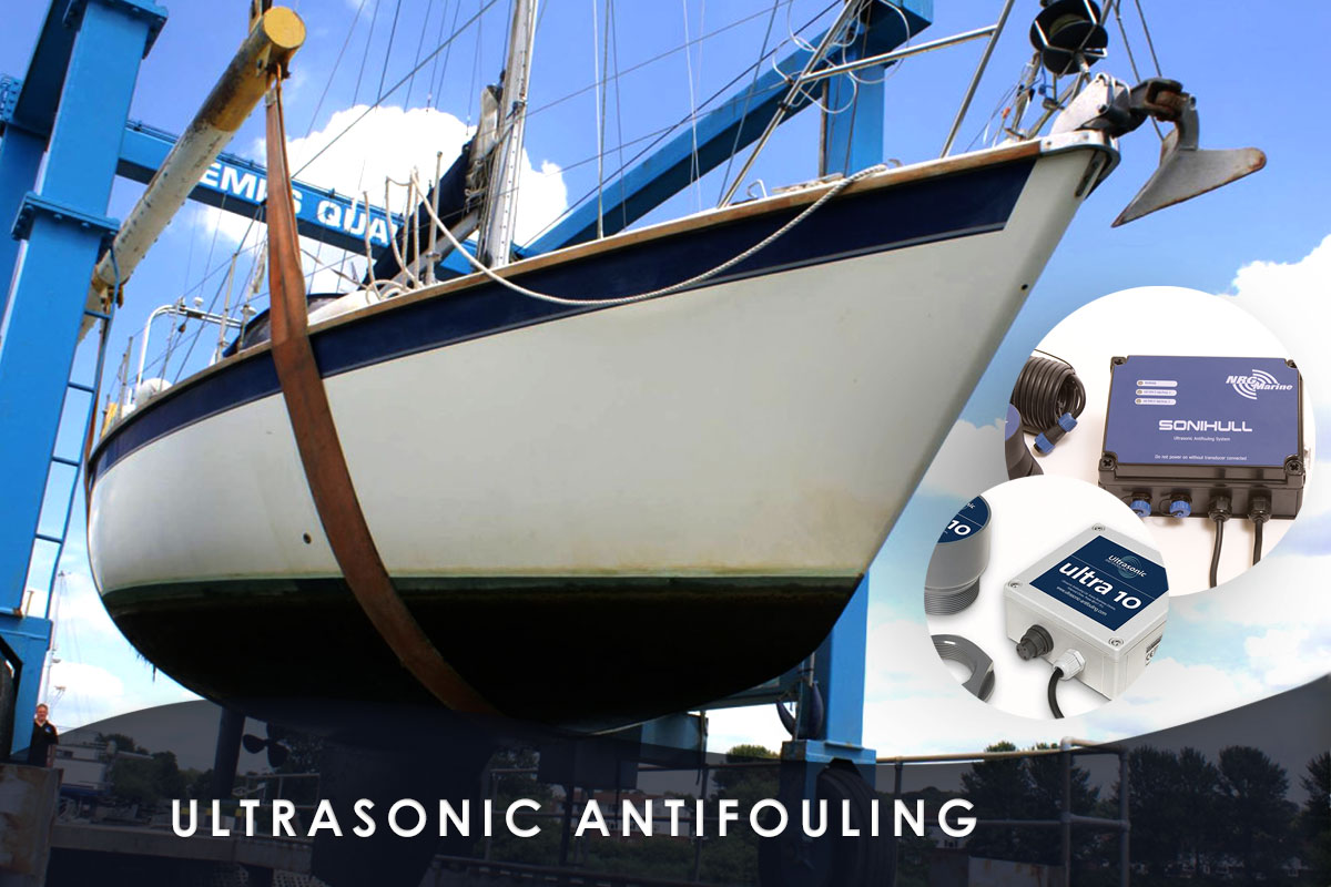 ultrasonic antifouling: