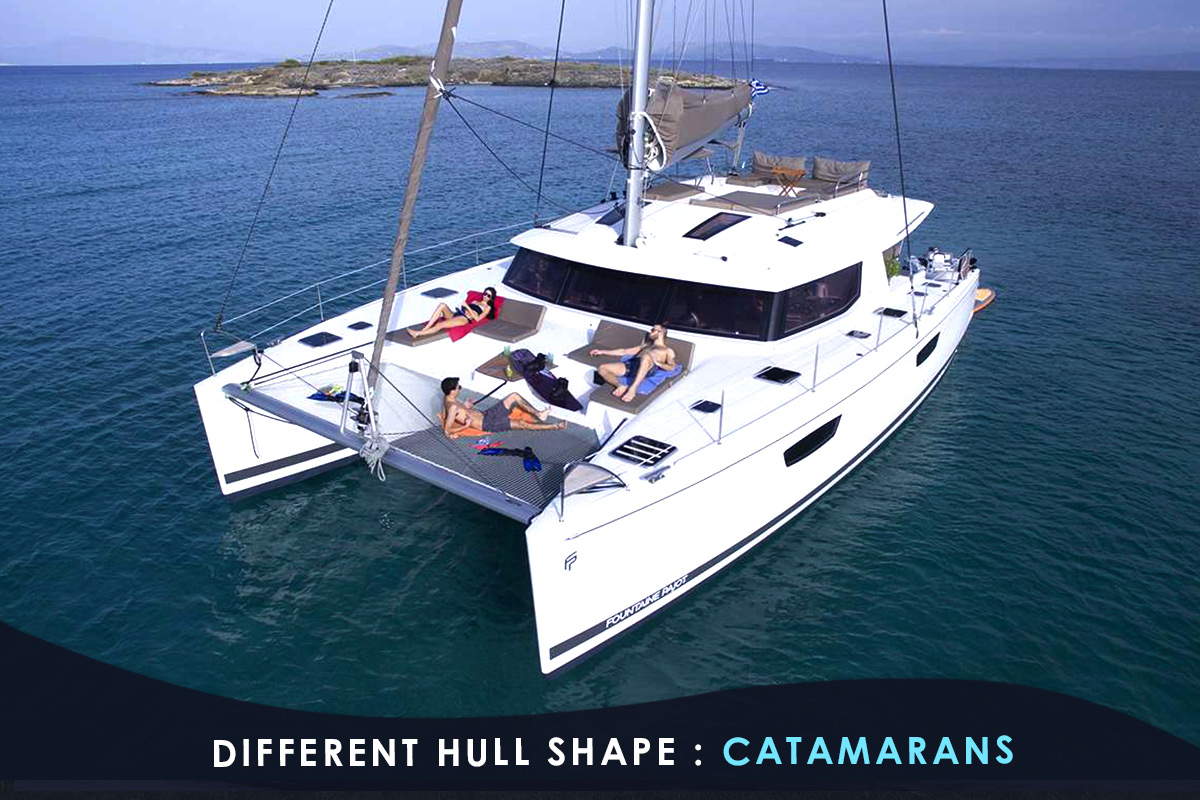 Different-Hull-Shape-Catamarans