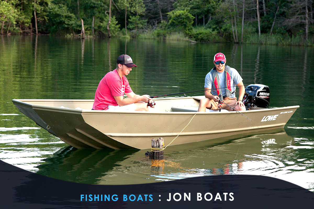 Fishing Boats -JON BOATS