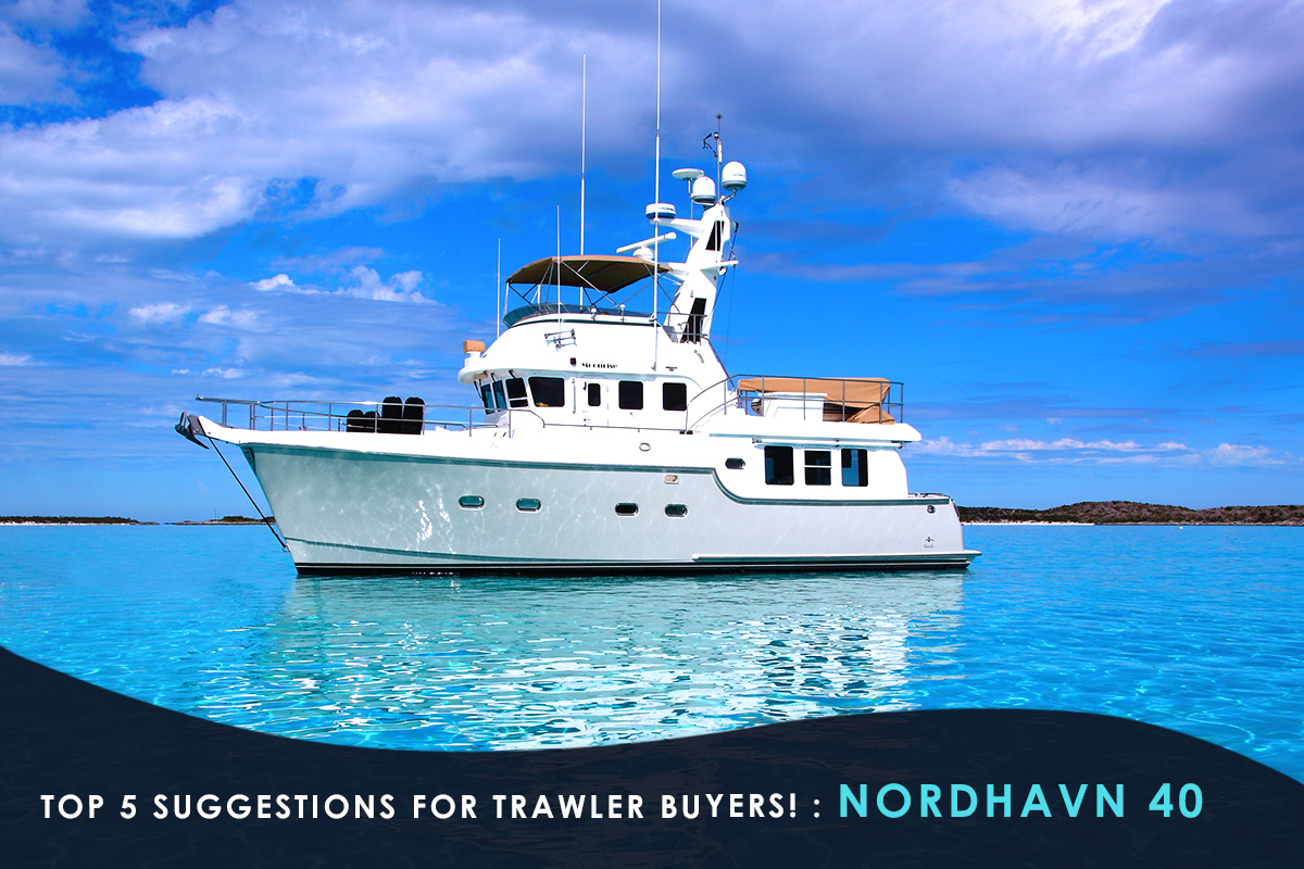Affordable Trawlers - Everything about Sailing