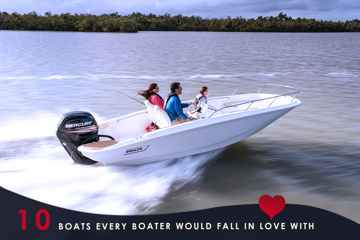 10 Boats Every Boater Would Fall in Love With