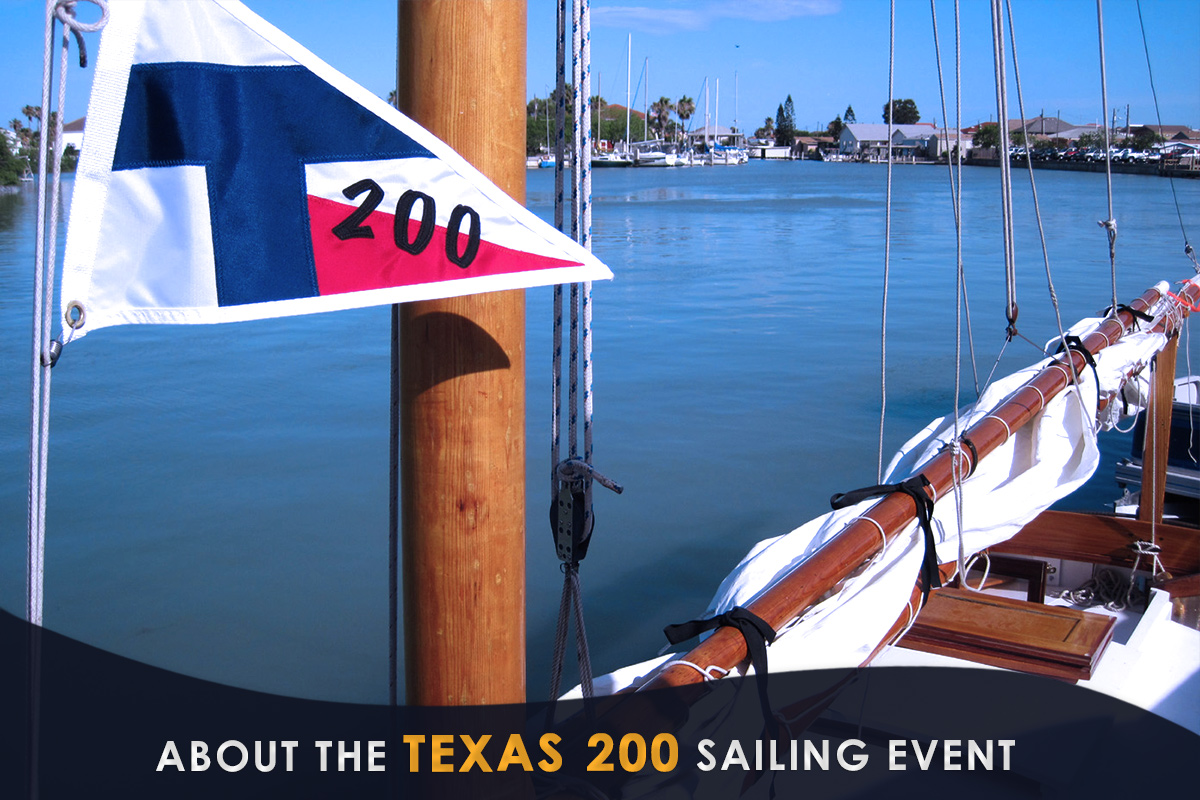About the Texas 200 Sailing Event