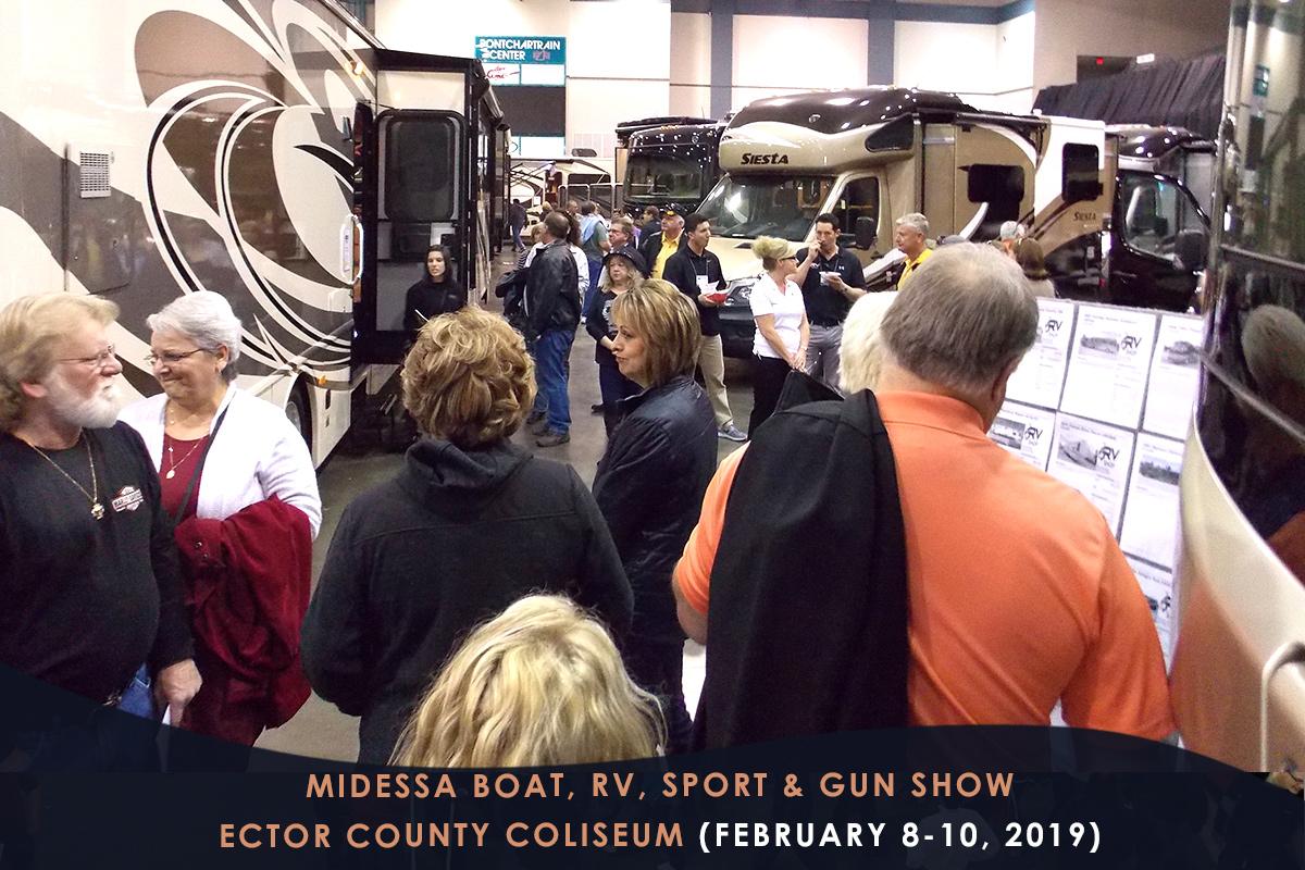 Midessa Boat- RV- Sport & Gun Show Ector County Coliseum