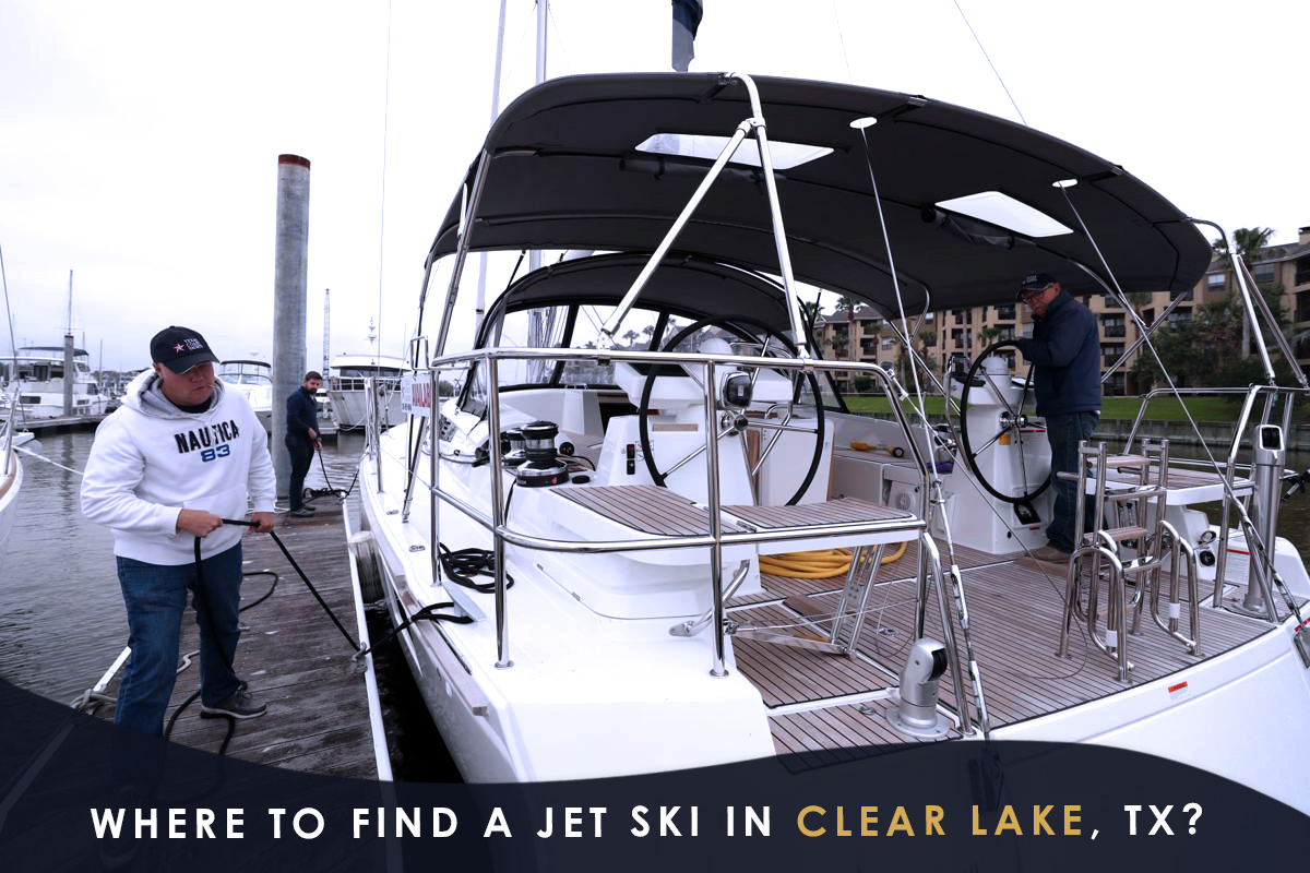 Where to Find a Jet Ski in Clear Lake, TX?