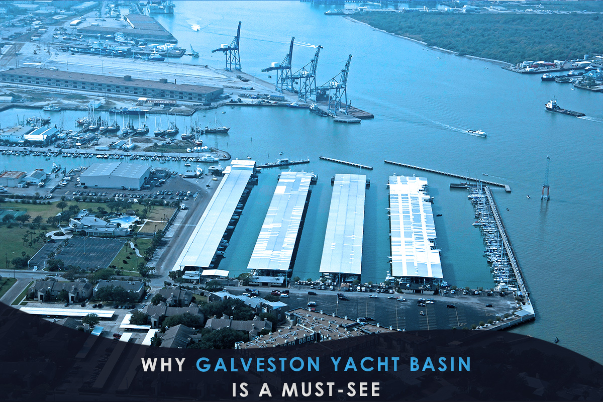 Why Galveston Yacht Basin is a MUST-SEE