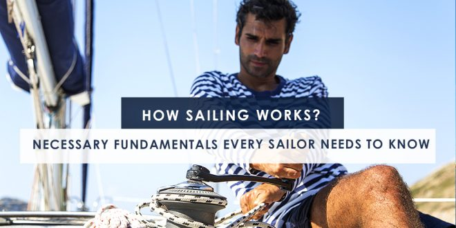 How Sailing Works? Necessary Fundamentals Every Sailor Needs to Know