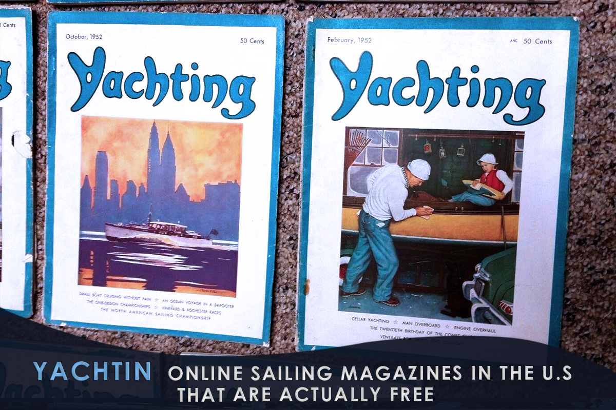 Yachting-Online Sailing Magazines