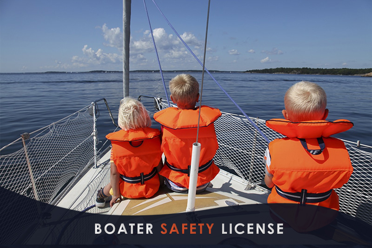 Boater Safety License