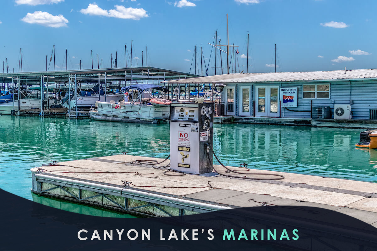 Canyon Lake's Marinas