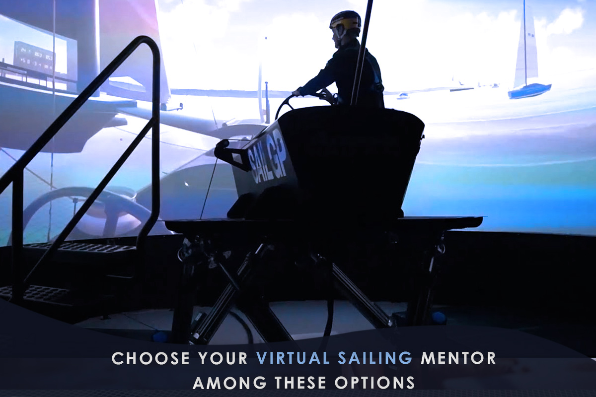 Choose Your Virtual Sailing Mentor Among These Options