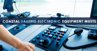 Coastal Sailing Electronic Equipment Musts