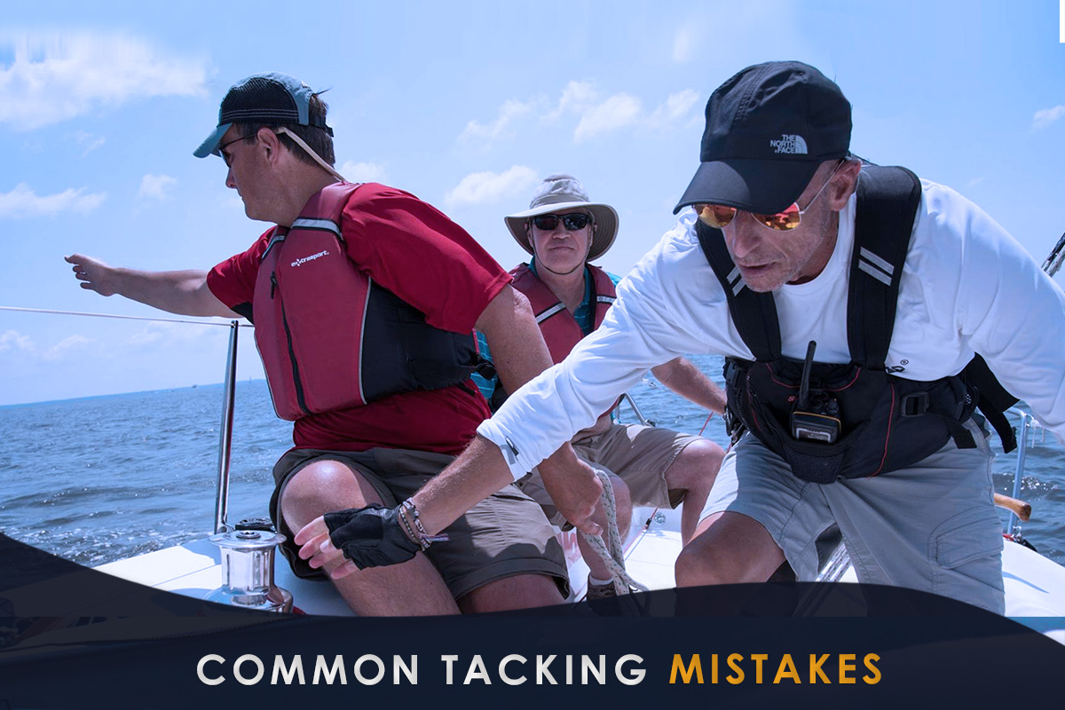 Common Tacking Mistakes