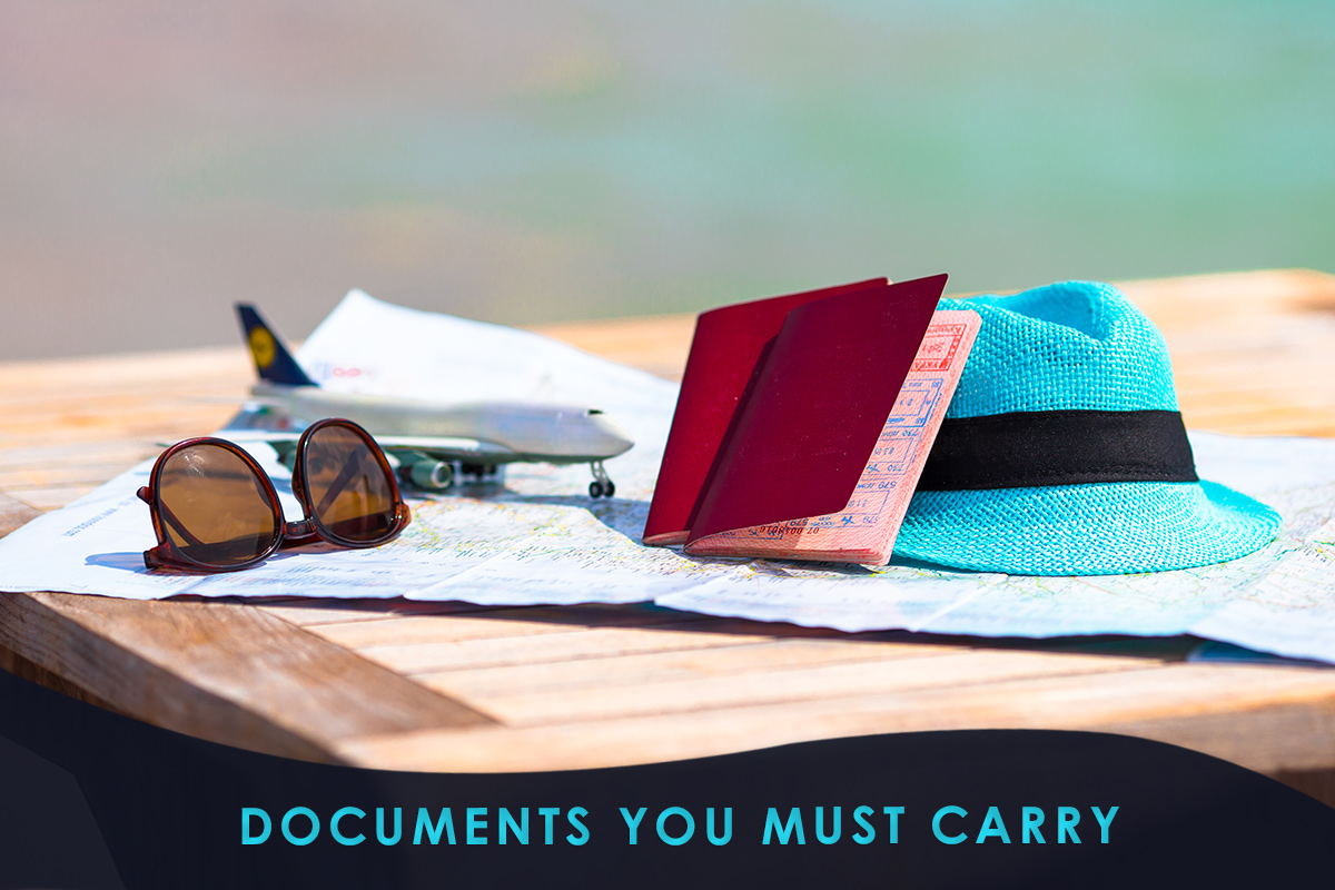 Documents You Must Carry