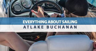 Everything About Sailing at Lake Buchanan