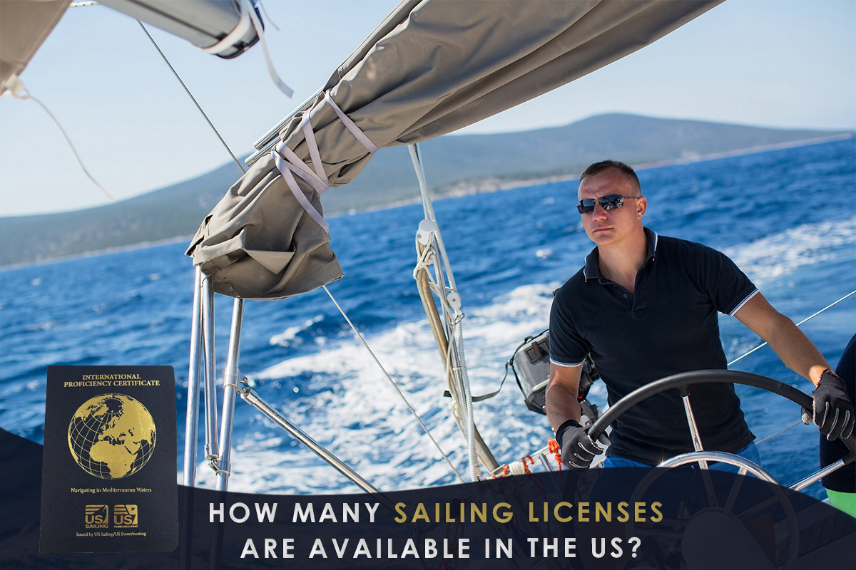 How Many Sailing Licenses Are Available in the US?