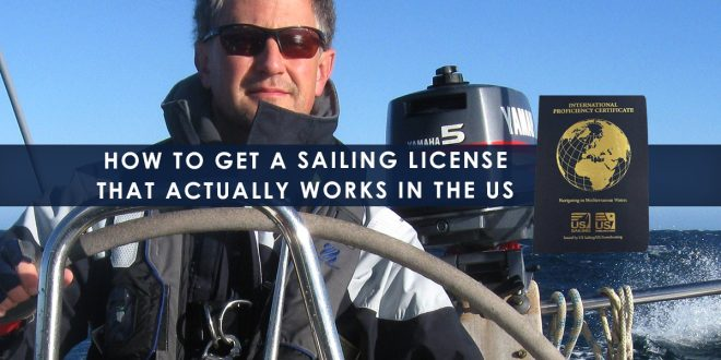 How to Get a Sailing License That Actually Works in the US