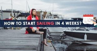 How to Start Sailing in 4