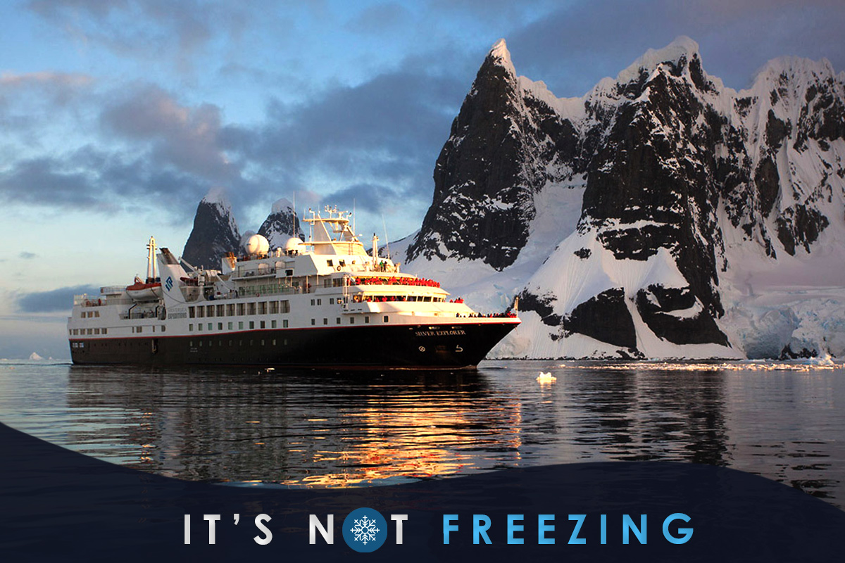 It's NOT Freezing