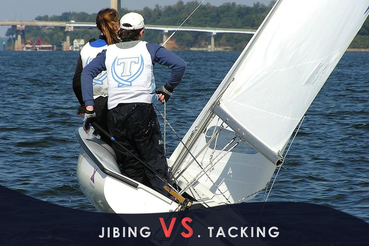 Jibing vs. Tacking