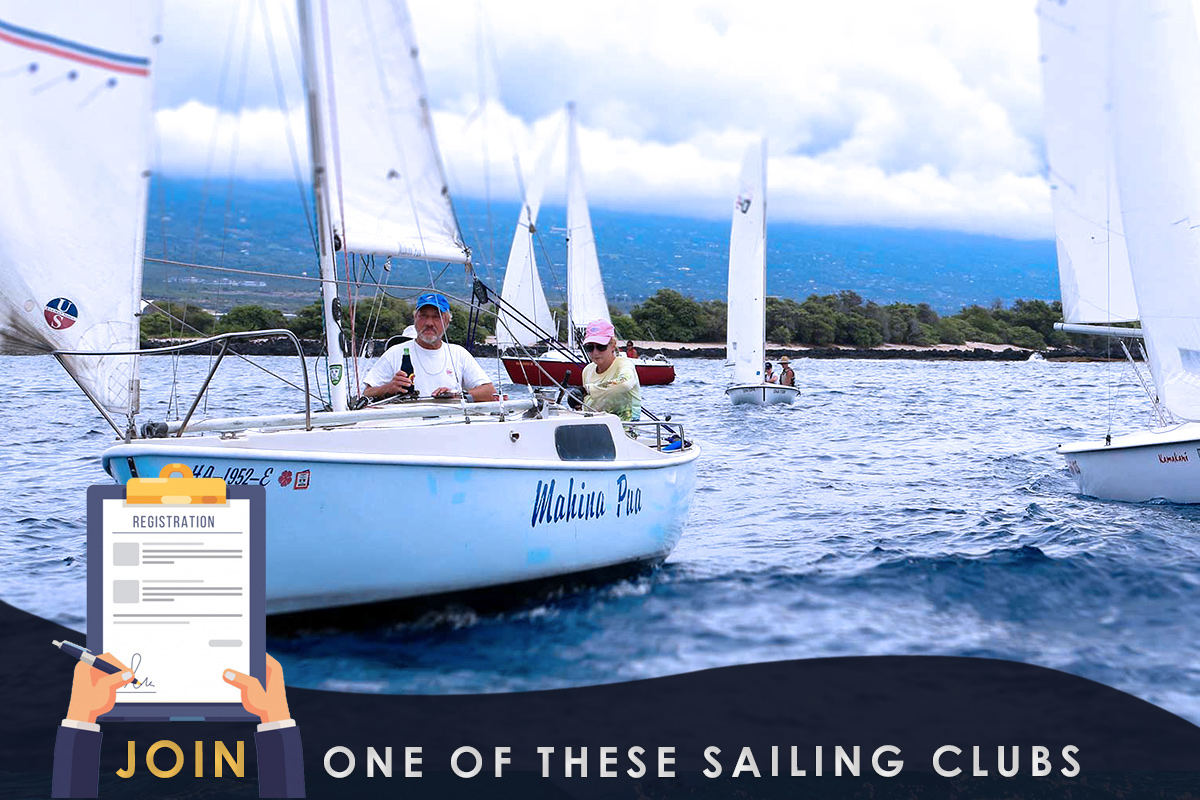 Join One of These Sailing Clubs