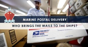 Marine Postal Delivery: Who Brings the Mails to the Ships?