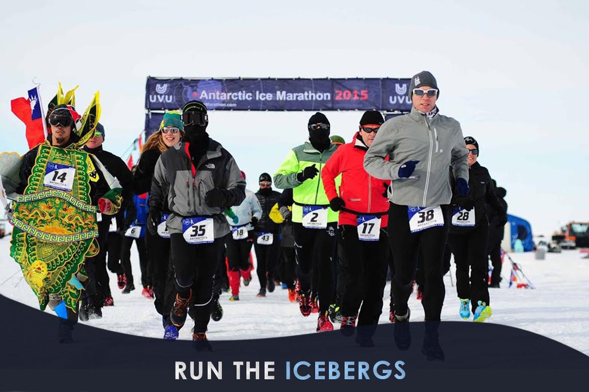 Run the Icebergs