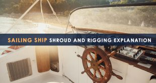 Sailing Ship Shroud and Rigging Explanation