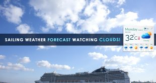 Sailing Weather Forecast Watching Clouds!