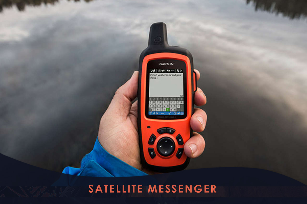 Satellite Messenger