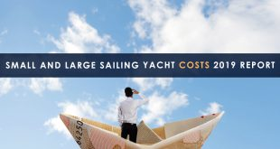 Small and Large Sailing Yacht Costs 2019 Report