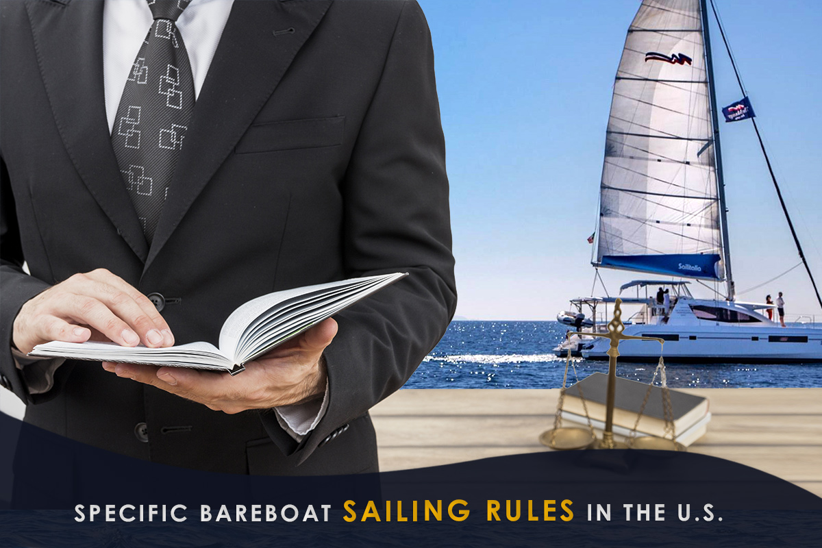 Specific Bareboat Sailing Rules in the U.S.