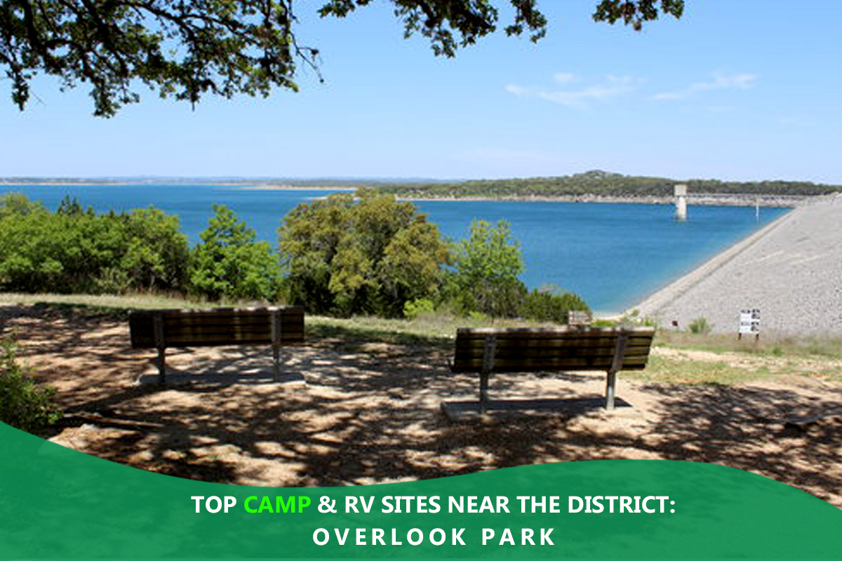 Top Camp & RV Sites Near the District