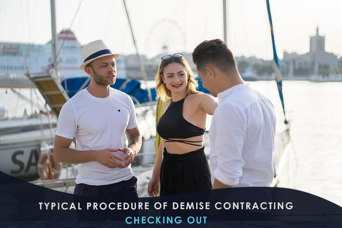 Typical Procedure of Demise Contracting