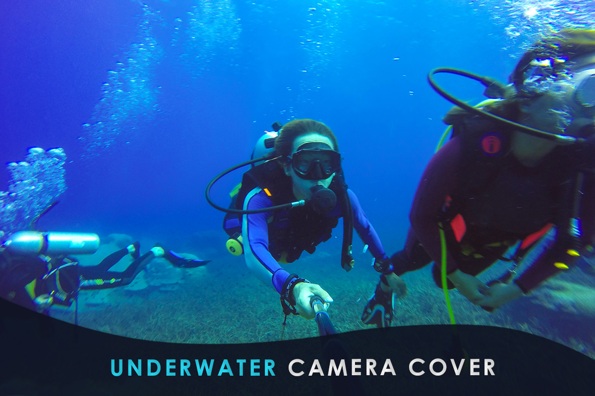 Underwater Camera Cover: