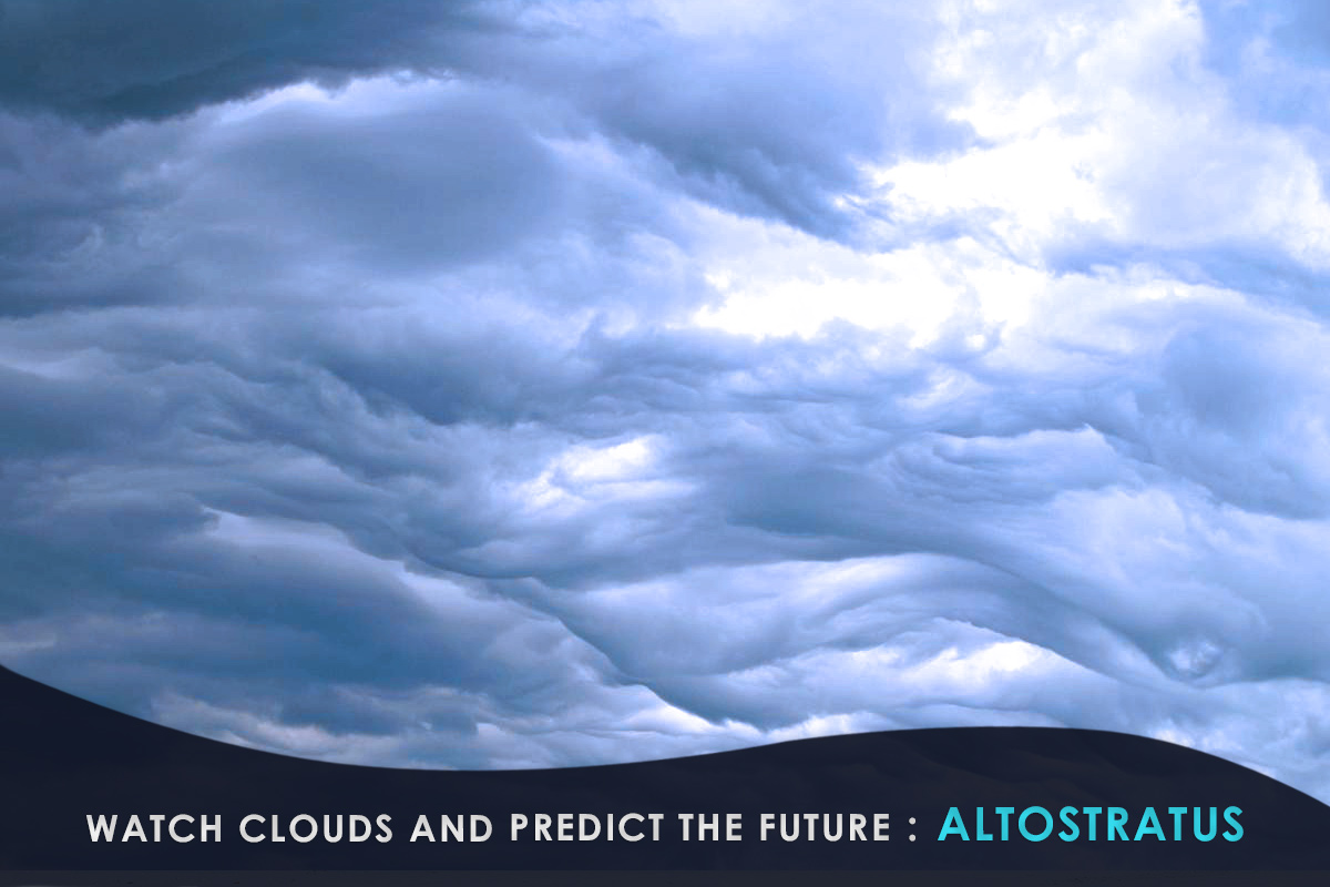 Watch Clouds and Predict the Future-Altostratus