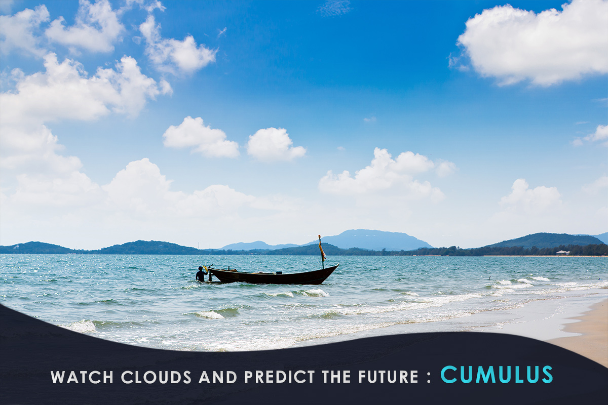 Watch Clouds and Predict the Future-Cumulus