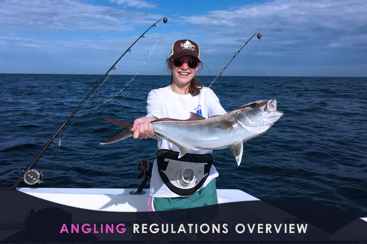 Angling Regulations Overview