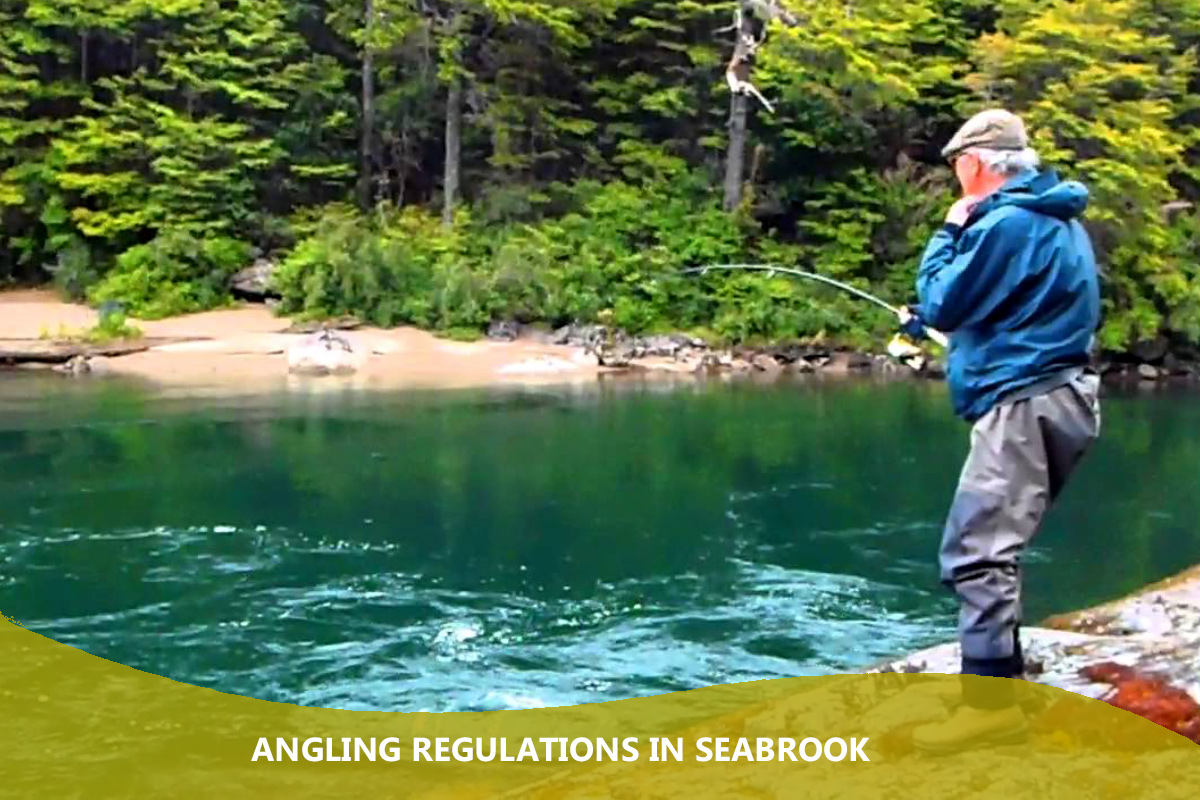 Angling Regulations in Seabrook