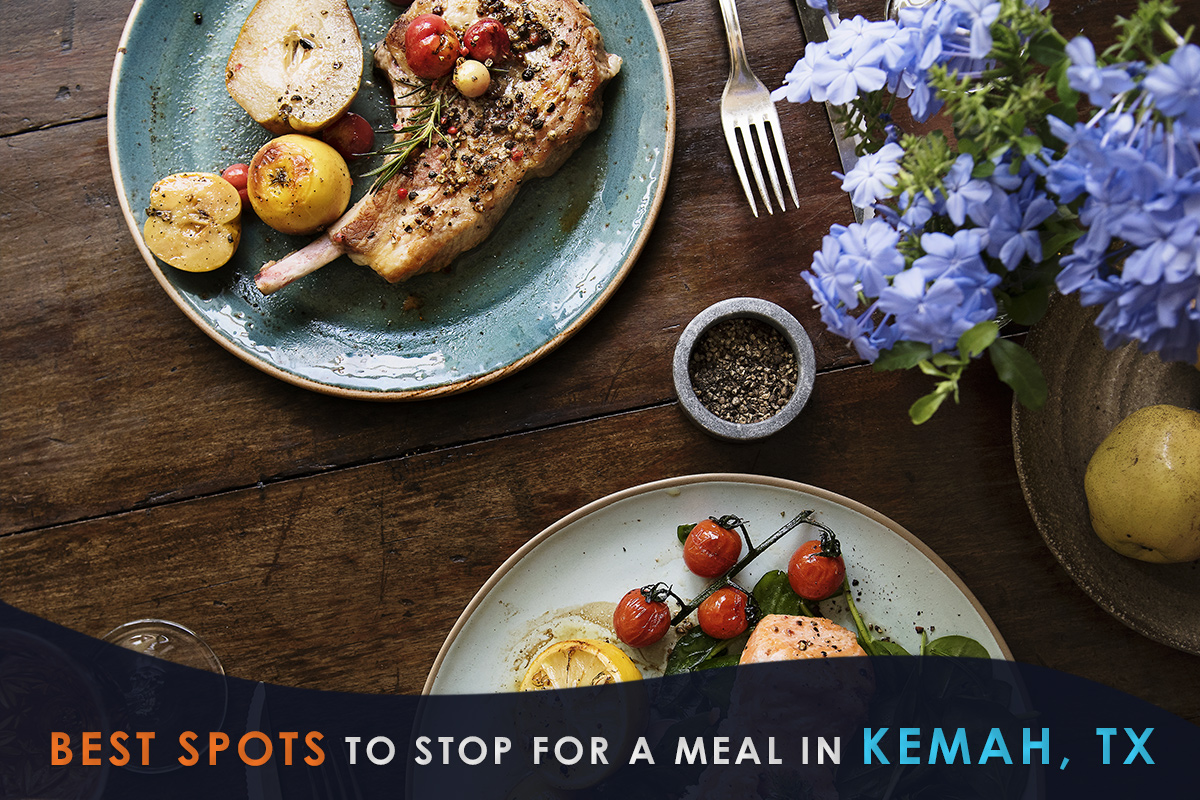 Best Spots to Stop for a Meal in Kemah, TX
