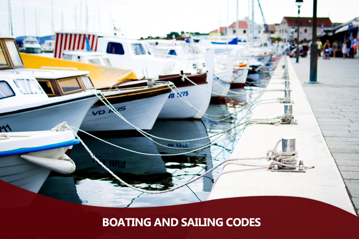 Boating and Sailing Codes
