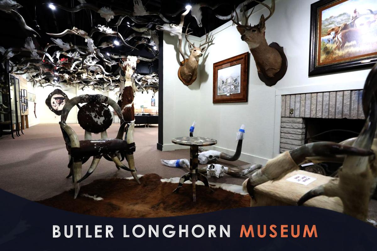 Butler Longhorn Museum