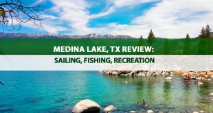 Medina Lake, TX Review: Sailing, Fishing, Recreation