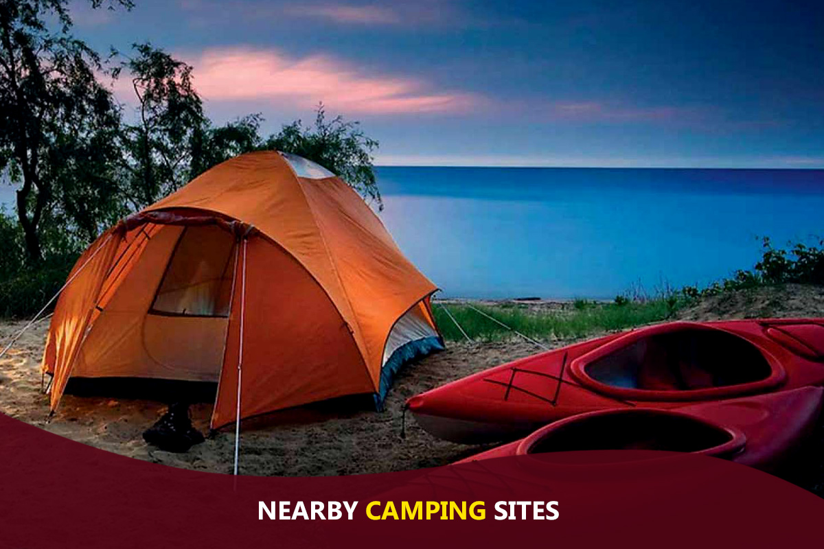 Nearby Camping Sites