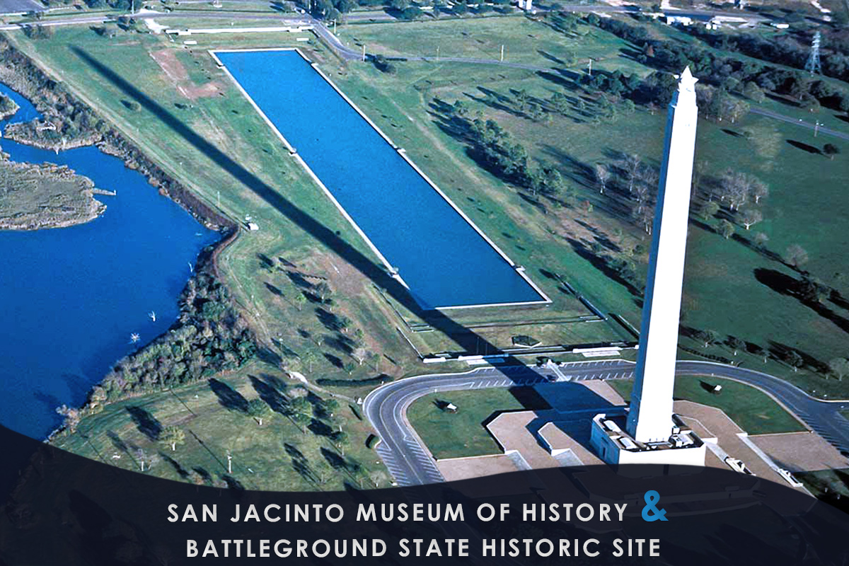 San Jacinto Museum of History & Battleground State Historic Site